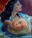 Obras de arte:  : España : Catalunya_Barcelona : Barcelona : Madonna de los pechos