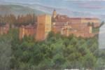 Obras de arte: Europa : España : Andalucía_Granada : almunecar : alhambra