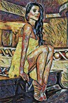 <a href='https://www.artistasdelatierra.com/obra/156345-vestido-amarillo-190420.html'>vestido amarillo 190420 » Menchero Aponte<br />+ más información</a>
