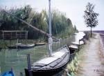 Obras de arte: Europa : España : Valencia : valencia_ciudad : Viejo canal de Silla