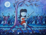<a href='https://www.artistasdelatierra.com/obra/156803-Amelie-no-le-teme-a-lo-Guijes.html'>Amelie no le teme a lo Guijes » Eduardo Montero  Escalona<br />+ más información</a>