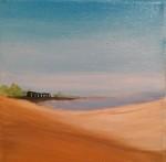 Obras de arte: Europa : Países_Bajos : Noord-Brabant : Tilburg : beach mystery