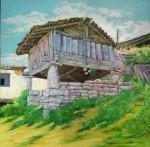 Obras de arte: Europa : Espa�a : Castilla_y_Le�n_Burgos : burgos : H�rreo Asturiano