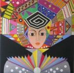 Obras de arte: America : Colombia : Distrito_Capital_de-Bogota : Bogota_ciudad : Fuza- CHOGUA