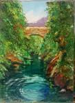 <a href='https://www.artistasdelatierra.com/obra/157502-Puente-sobre-el-rio.html'>Puente sobre el rio » Jose Luis Fernandez Rodriguez<br />+ más información</a>