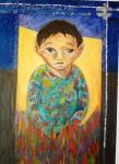 Obras de arte: America : Argentina : Buenos_Aires : Mercedes : ESTAMPA DEL ZURDITO