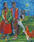 <a href='https://www.artistasdelatierra.com/obra/158230-Vaca-lunatica.html'>Vaca lunatica » diego trefs<br />+ más información</a>
