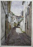 Obras de arte: Europa : Espa�a : Euskadi_Bizkaia : Bilbao : UNA CALLE DE VIGO