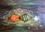 Obras de arte: America : Colombia : Santander_colombia : Bucaramanga : Encuentro