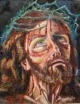Obras de arte: America : Colombia : Santander_colombia : Bucaramanga : Sangre de Cristo