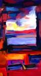 Obras de arte: America : Puerto_Rico : San_Juan_Puerto_Rico : Caguas_Puerto_Rico : Ventana al Mar