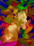 Obras de arte: America : Puerto_Rico : San_Juan_Puerto_Rico : Caguas_Puerto_Rico : Entre Flores