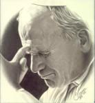 Obras de arte: America : México : Jalisco : zapopan : PERFIL.- Wojtyla - Papa Juan Pablo II