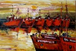 Obras de arte: America : Argentina : Cordoba : Cordoba_ciudad : puerto de mar del plata