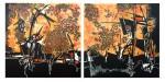 Obras de arte: America : Argentina : Buenos_Aires : Vicente_Lopez : Soledad compartida