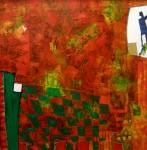Obras de arte: America : Chile : Bio-Bio : concepcion_chile : La sombrs del verde 1