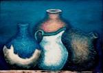 Obras de arte: America : Argentina : Tierra_del_Fuego : Ushuaia : Jarrones y texturas