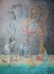 Obras de arte: Europa : España : Valencia : valencia_ciudad : El baño _ Chelin Sanjuan