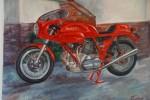 Obras de arte: Europa : España : Catalunya_Barcelona : BCN : Ducati