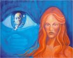 Obras de arte: America : Argentina : Buenos_Aires : Berisso : ¿qué me está pasando dr. Freud? 1