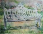 Obras de arte: America : México : Quintana_Roo : cancun : angel en el parque