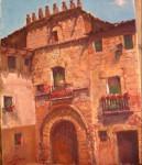 Obras de arte: Europa : España : Catalunya_Barcelona : BCN : Pueblo
