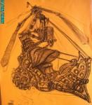 Obras de arte: Europa : España : Canarias_Santa_Cruz_de_Tenerife : Santa_Cruz_Tenerife : diseño dibujo4