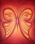 Obras de arte: America : Argentina : Buenos_Aires : Ciudad_de_Buenos_Aires : Orange Butterfly