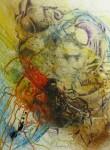 Obras de arte: Europa : Italia : Lazio : Roma : MARCO GUGLIELMI ...C'E' !