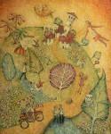 Obras de arte: Europa : España : Andalucía_Sevilla : Sevilla-ciudad : Descubriendo el color de la Naturaleza
