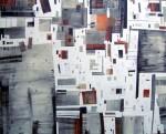 Obras de arte: Europa : España : Catalunya_Girona : La_Escala : SABADO MEDIODIA EN LA CIUDAD