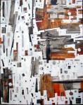 Obras de arte: Europa : España : Catalunya_Girona : La_Escala : JUEVES POR LA TARDE EN MARZO