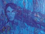 Obras de arte: America : Argentina : Buenos_Aires : Berisso : sumergida ern mi mundo interior