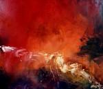 Obras de arte: America : Argentina : Buenos_Aires : Ciudad_de_Buenos_Aires : Abstracción roja 1