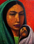 Obras de arte: America : Bolivia : Cochabamba : Cochabamba_ciudad : Amor infinito 2