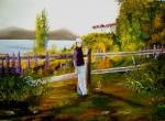 Obras de arte: America : Argentina : Neuquen : neuquen- : Serenidad Otoñal