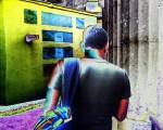 Obras de arte: America : México : Mexico_Distrito-Federal : Centro : Viajero