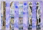 Obras de arte: Europa : España : Catalunya_Barcelona : Castelldefels : Ventana a la Rambla