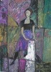 Obras de arte: Europa : España : Madrid : Madrid_ciudad : modelo violeta