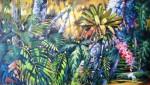 Obras de arte: America : Colombia : Santander_colombia : Bucaramanga : Vegetación mágica 1