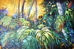 Obras de arte: America : Colombia : Santander_colombia : Bucaramanga : vegetacion magica 2