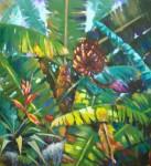 Obras de arte: America : Colombia : Santander_colombia : Bucaramanga : vegetacion magica 4