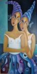 Obras de arte: Europa : España : Aragón_Teruel : Fuentespalda : las hermanas