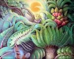 Obras de arte: America : Panamá : Panama-region : Panamá_centro : Alborada