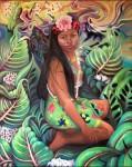 Obras de arte: America : Panamá : Panama-region : Panamá_centro : Laila