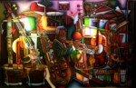 Obras de arte: America : Colombia : Santander_colombia : Bucaramanga : INTEGRACIONISMO MUSICAL - SINOPTICA MUSICAL DE LEONIDAS OCAMPO