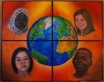 Obras de arte: Europa : España : Comunidad_Valenciana_Castellón : Soneja : FRATERNIDAD
