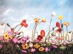 Obras de arte: Europa : Países_Bajos : Noord-Brabant : Eindhoven : WILD FLOWER