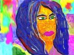 Obras de arte: America : Argentina : Buenos_Aires : Ciudad_de_Buenos_Aires : Chica melancòlica