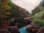 Obras de arte: America : Puerto_Rico : San_Juan_Puerto_Rico : Naguabo_Puerto_Rico : Rio Botijas